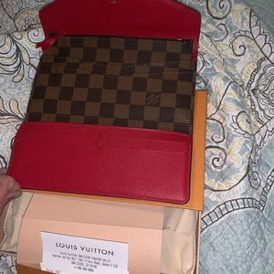 Louis Vuitton Bags - Damier Josephine Wallet Louis Vuitton
